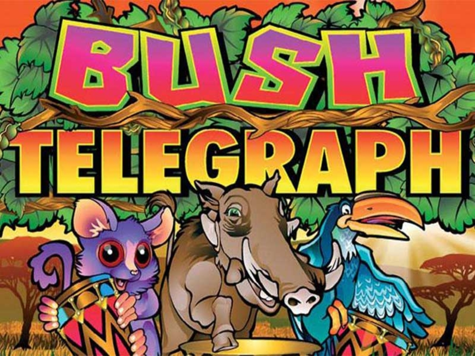 Se Bush Telegraph Online Slot Demo Game, Microgaming