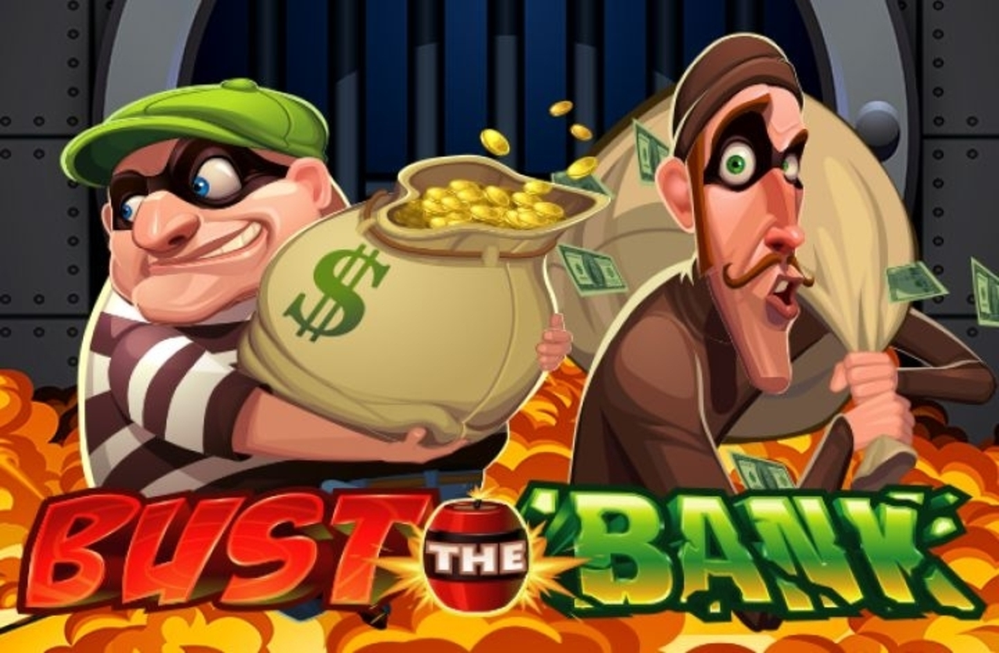 Se Bust The Bank Online Slot Demo Game, Microgaming