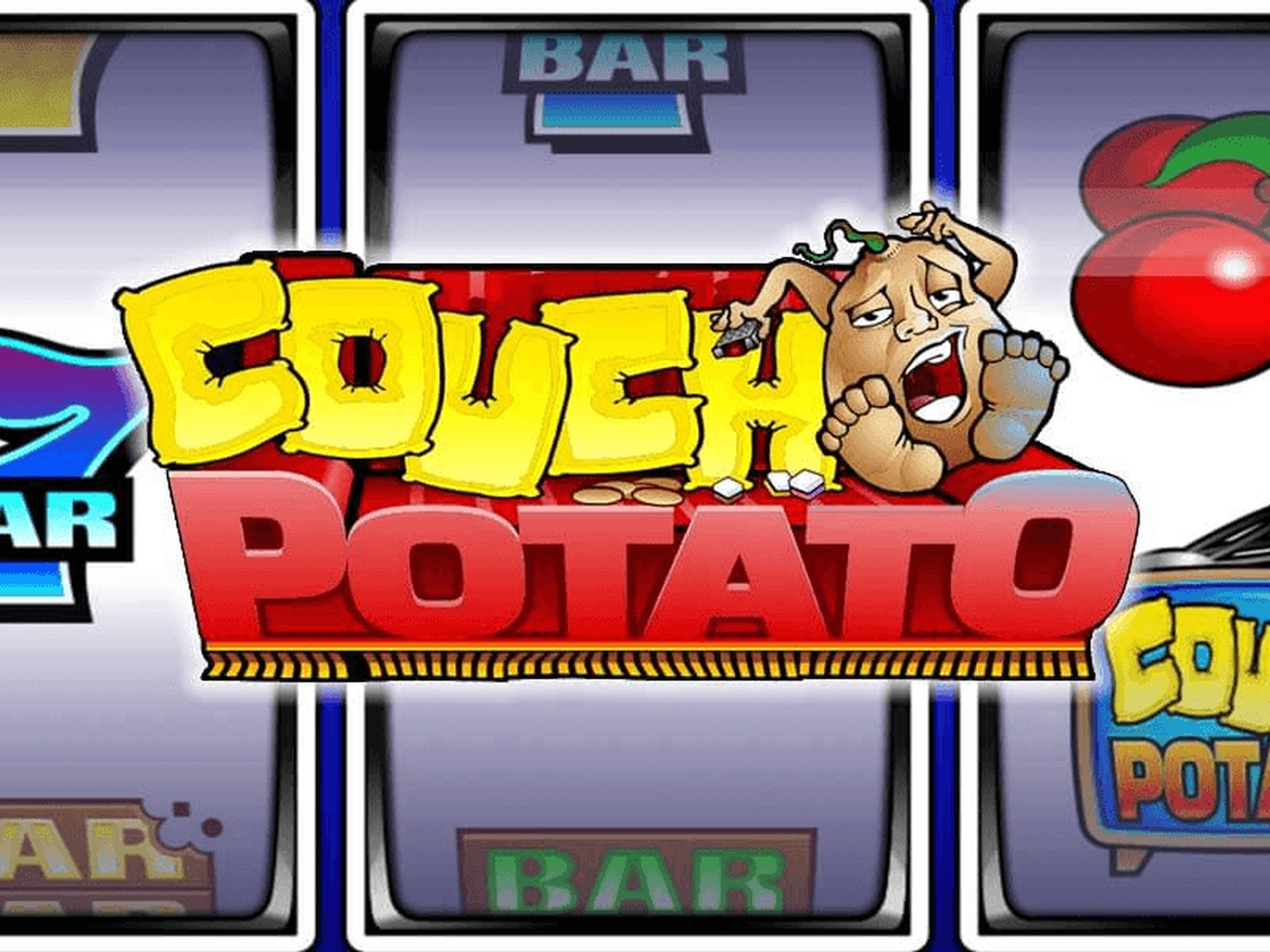 Se Couch Potato Online Slot Demo Game, Microgaming