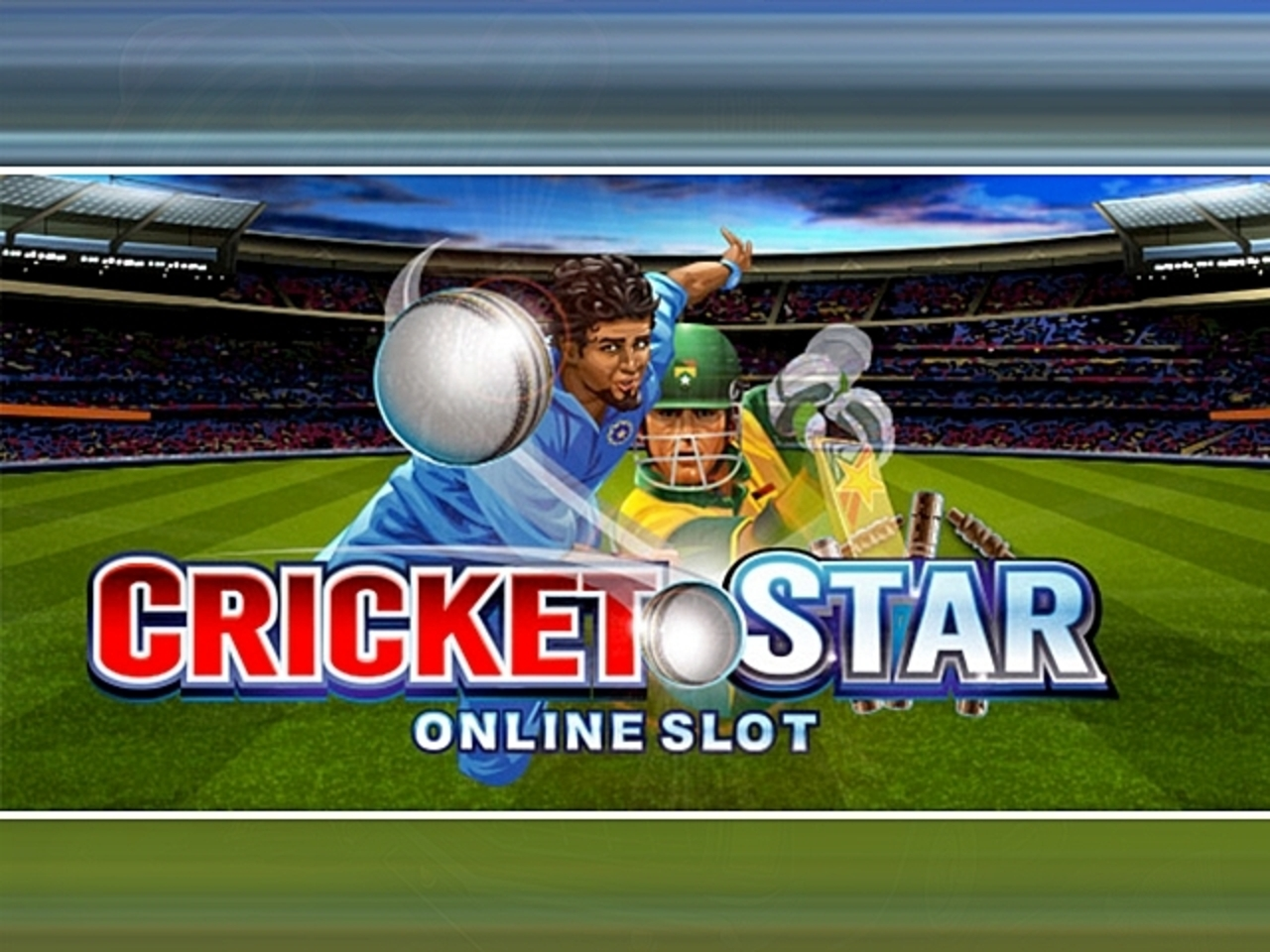 Se Cricket Star Online Slot Demo Game, Microgaming