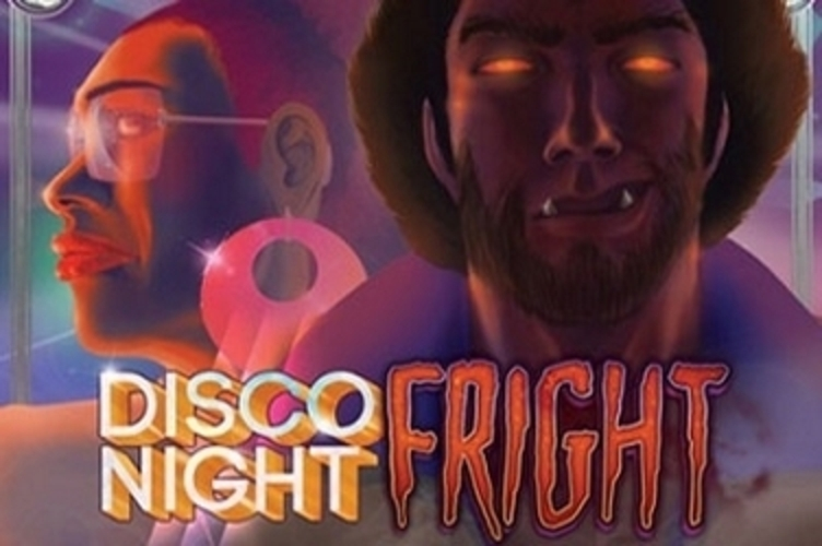 Se Disco Night Fright Online Slot Demo Game, Microgaming