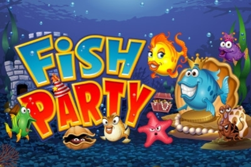 Se Fish Party Online Slot Demo Game, Microgaming