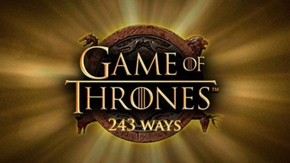 Se Game of Thrones 243 Ways Online Slot Demo Game, Microgaming