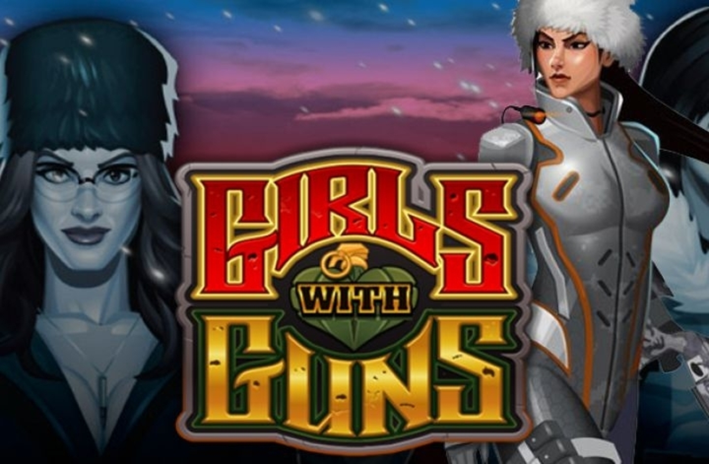 Se Girls With Guns - Frozen Dawn Online Slot Demo Game, Microgaming