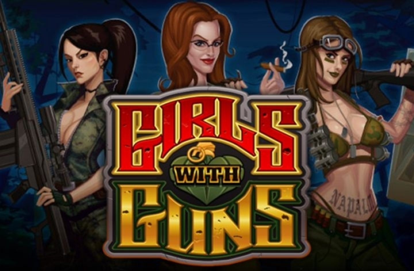 Se Girls With Guns Online Slot Demo Game, Microgaming