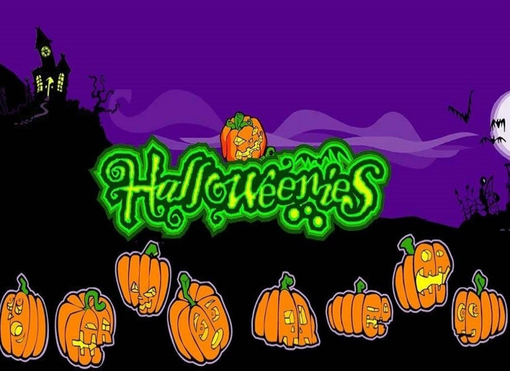 Se Halloweenies Online Slot Demo Game, Microgaming