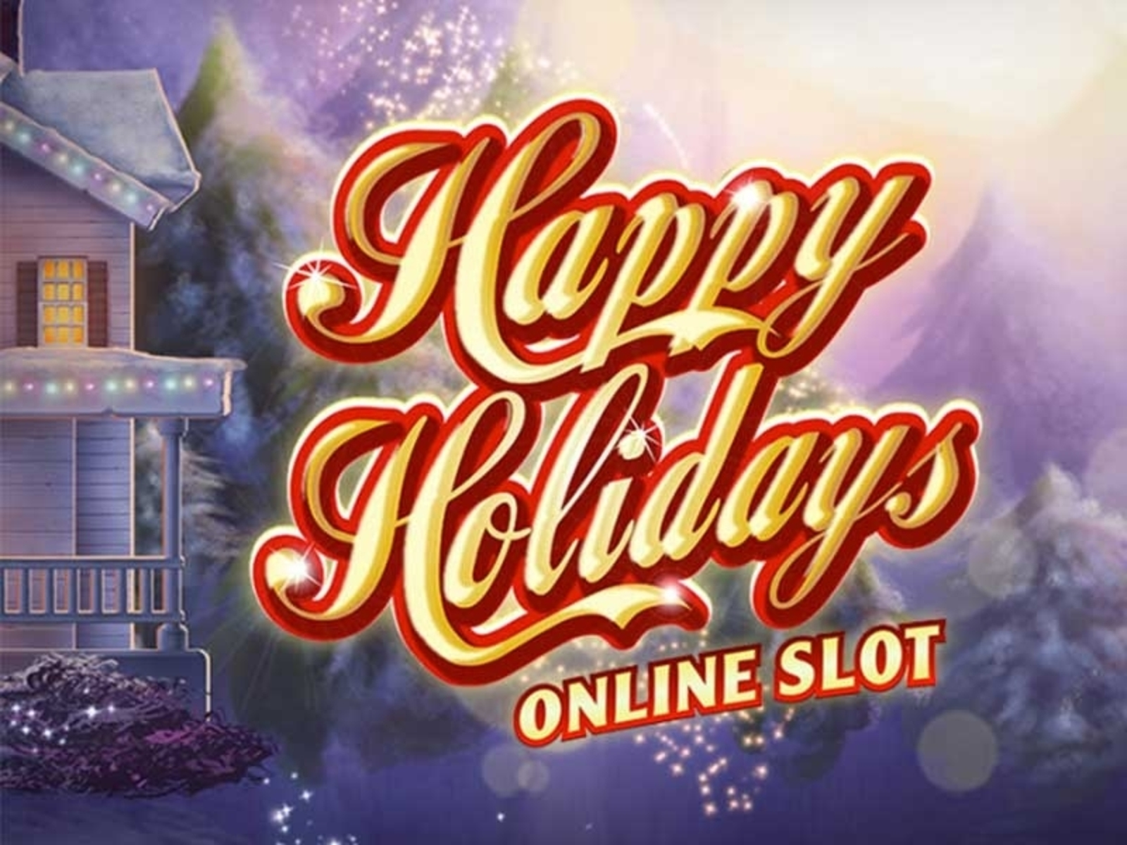 Se Happy Holidays Online Slot Demo Game, Microgaming