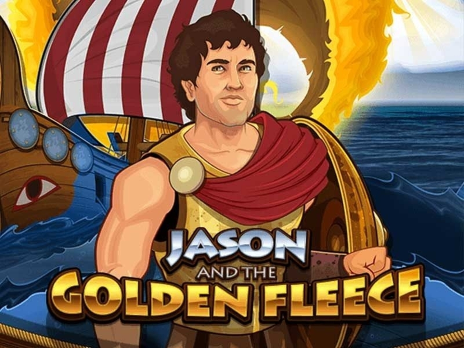 Se Jason And The Golden Fleece Online Slot Demo Game, Microgaming