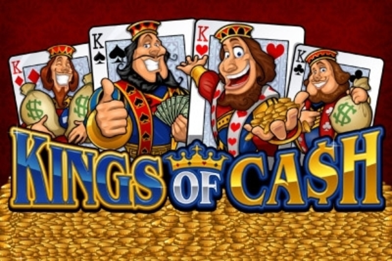 Se Kings of Cash Online Slot Demo Game, Microgaming