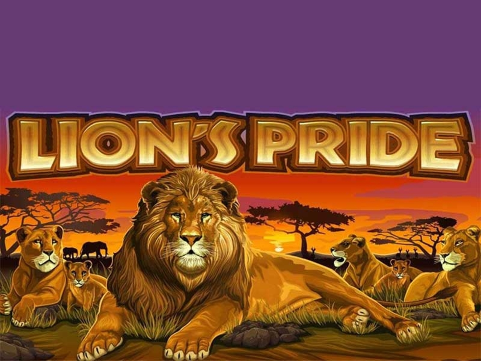 Se Lion's Pride (Microgaming) Online Slot Demo Game, Microgaming