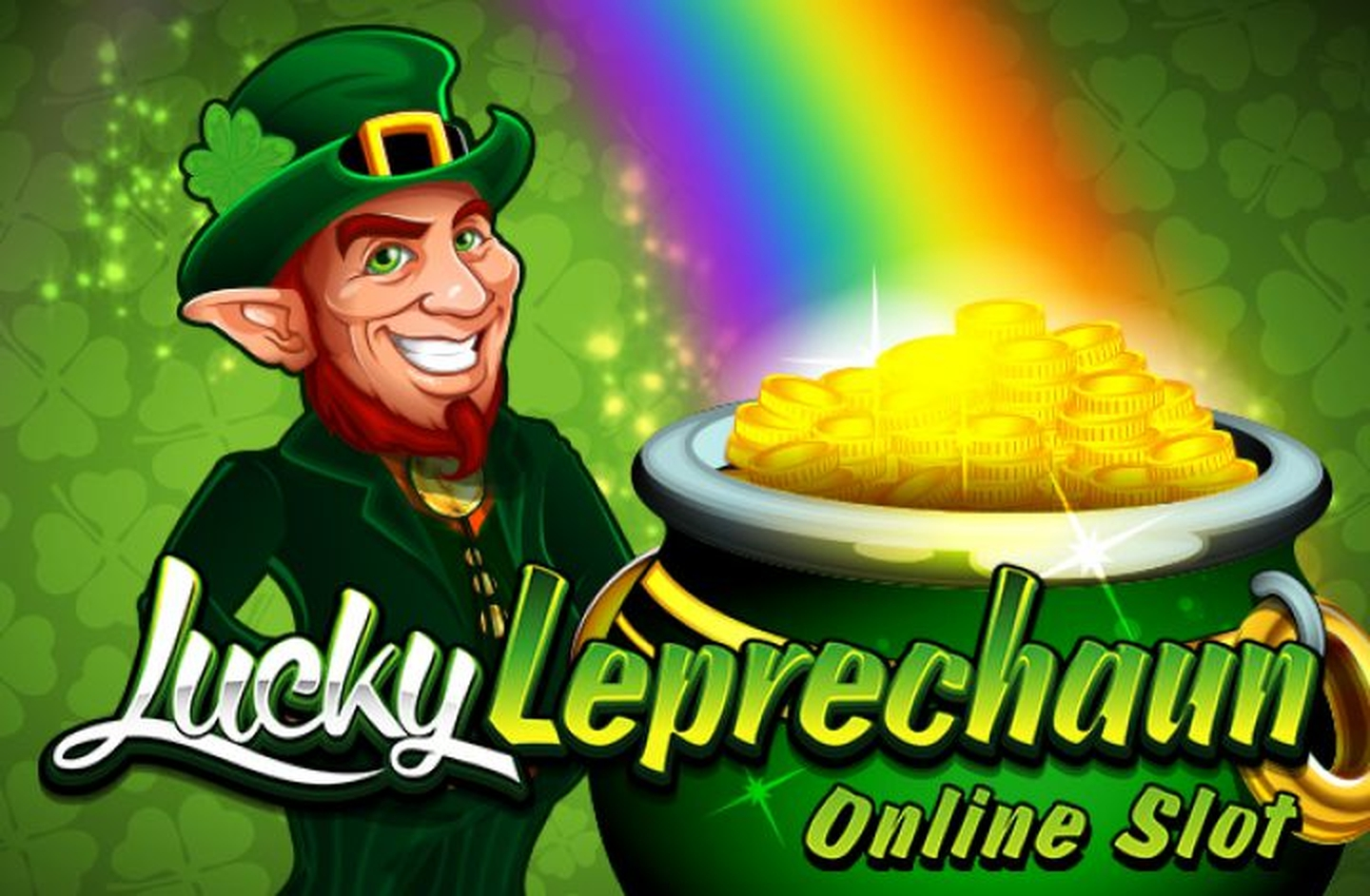 Se Lucky Leprechaun (Microgaming) Online Slot Demo Game, Microgaming