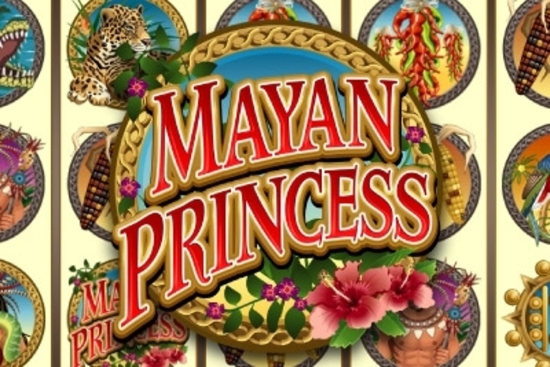 Se Mayan Princess Online Slot Demo Game, Microgaming