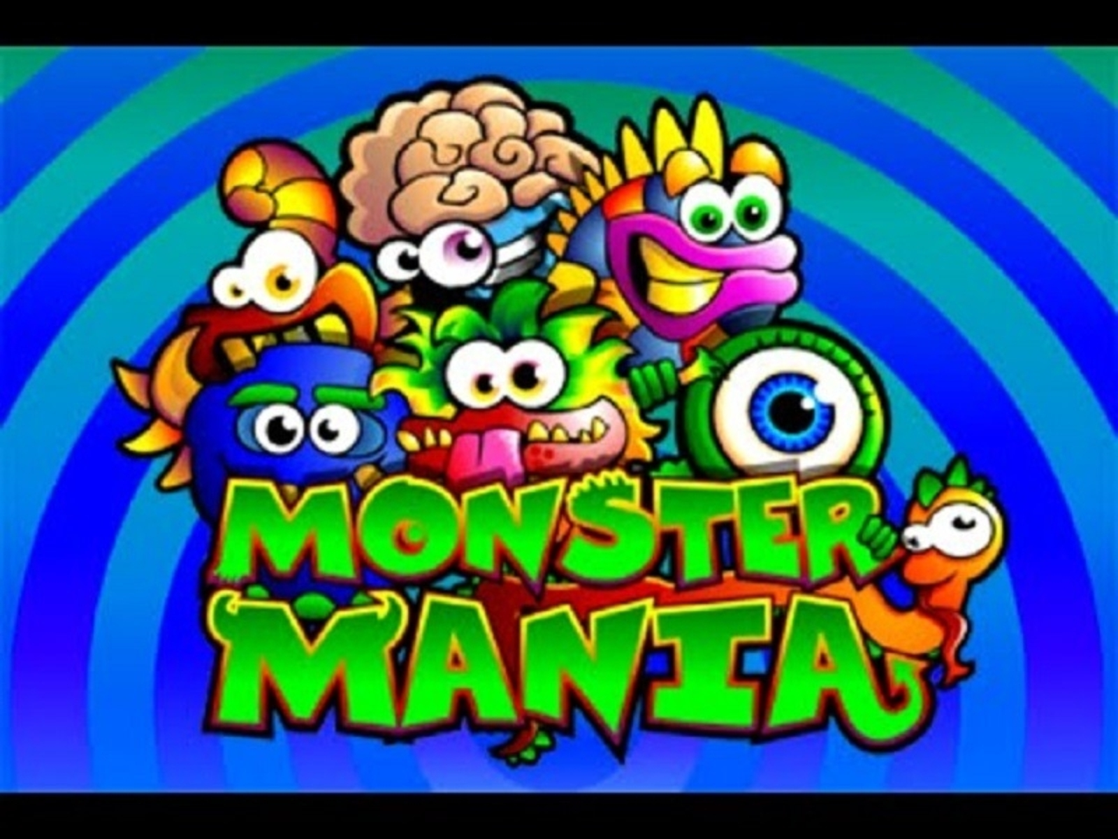 Se Monster Mania Online Slot Demo Game, Microgaming