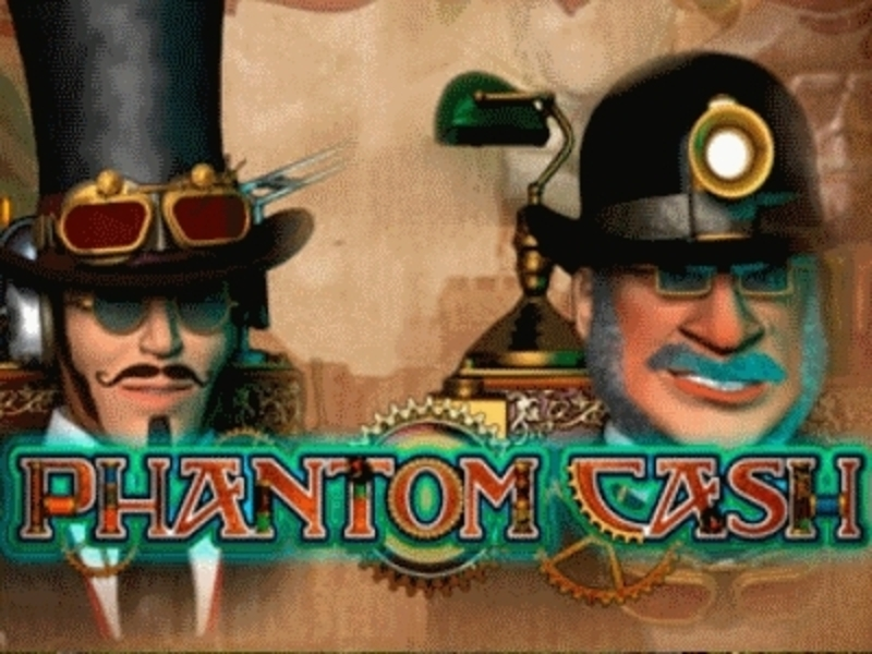 Se Phantom Cash Online Slot Demo Game, Microgaming