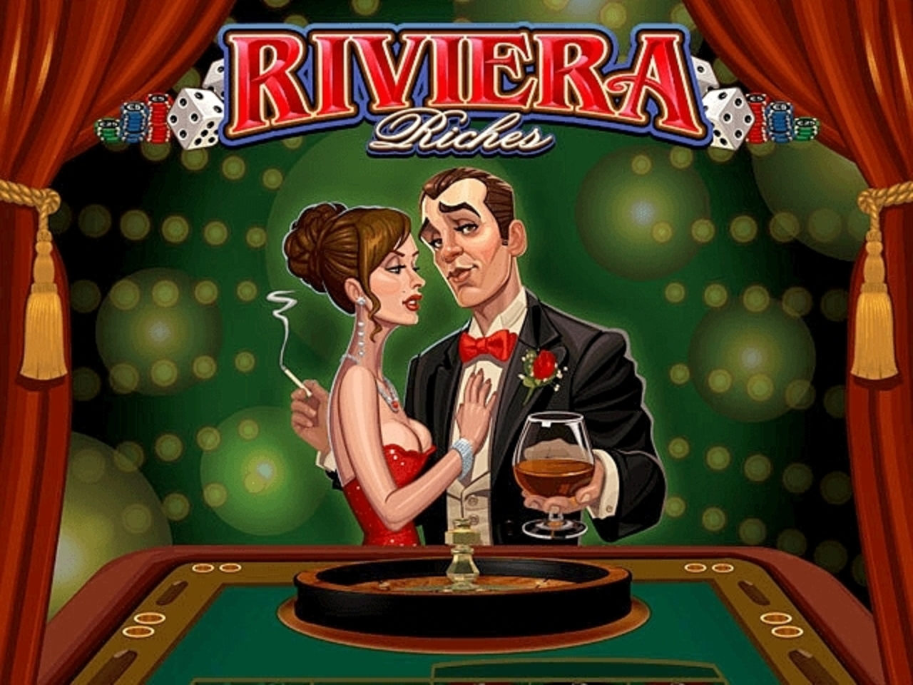 Se Riviera Riches Online Slot Demo Game, Microgaming