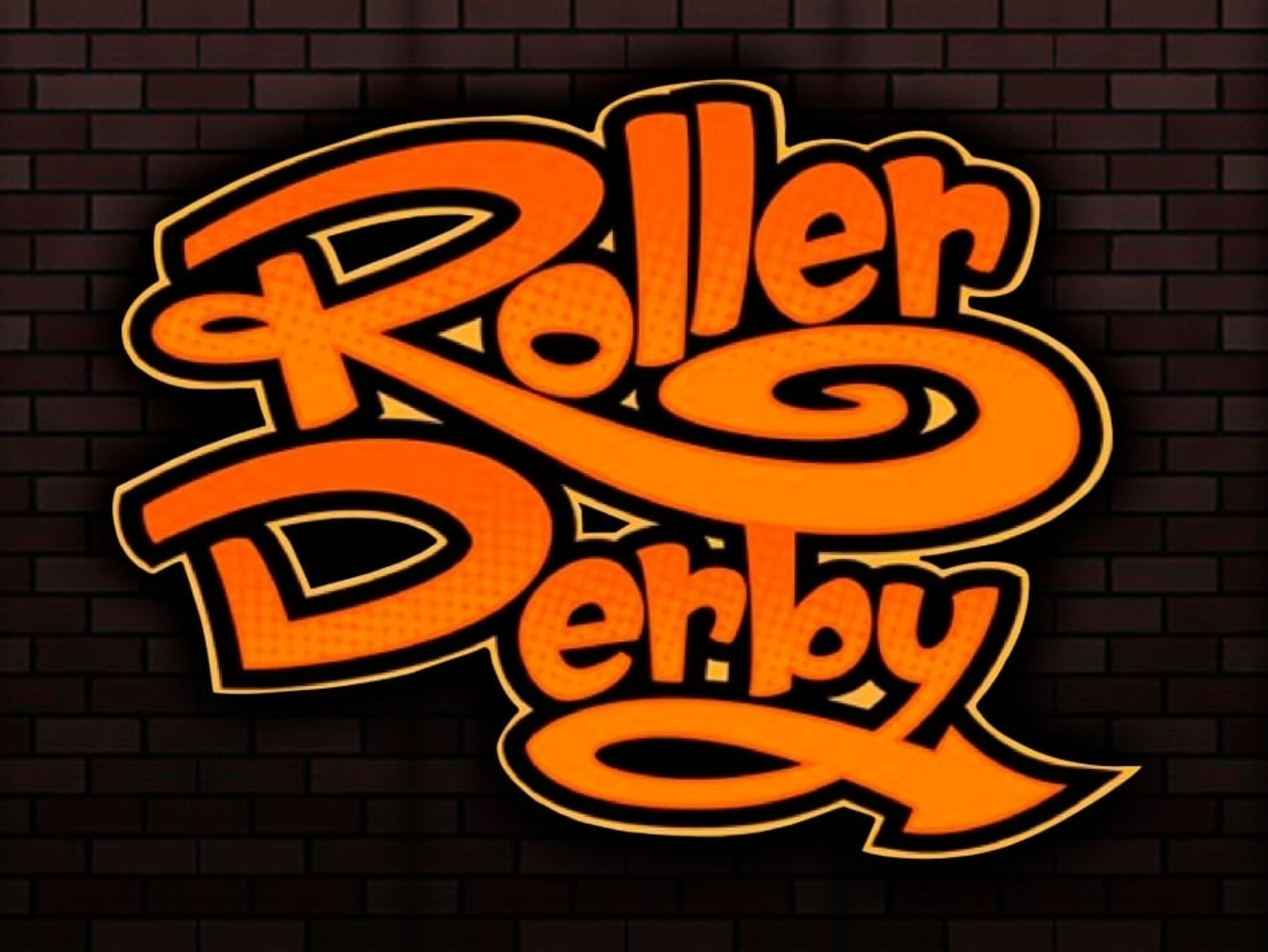 Se Roller Derby Online Slot Demo Game, Microgaming