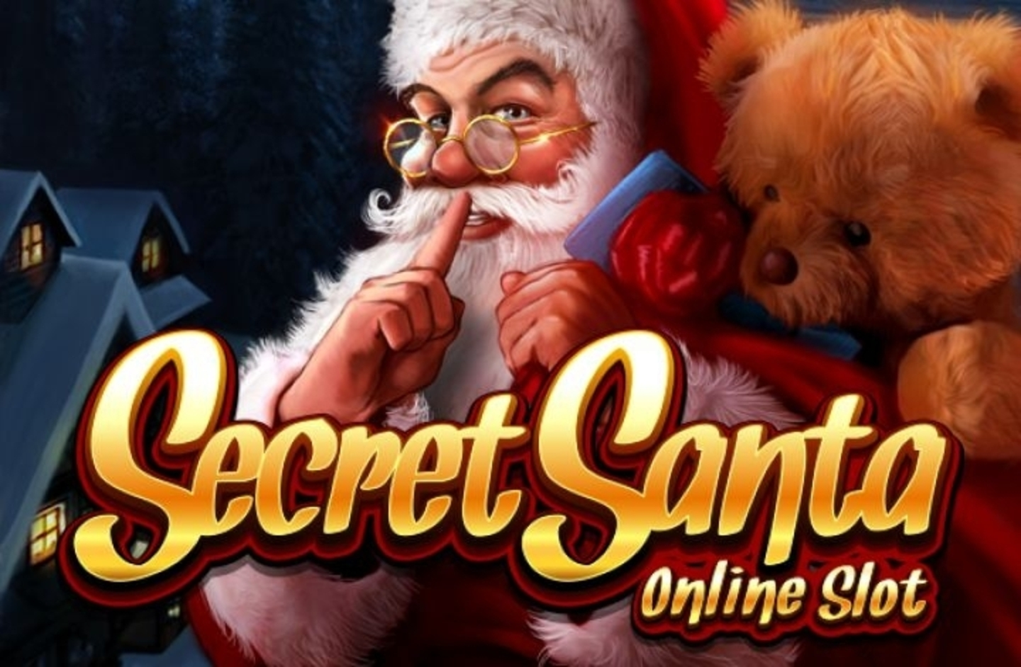 Se Secret Santa Online Slot Demo Game, Microgaming