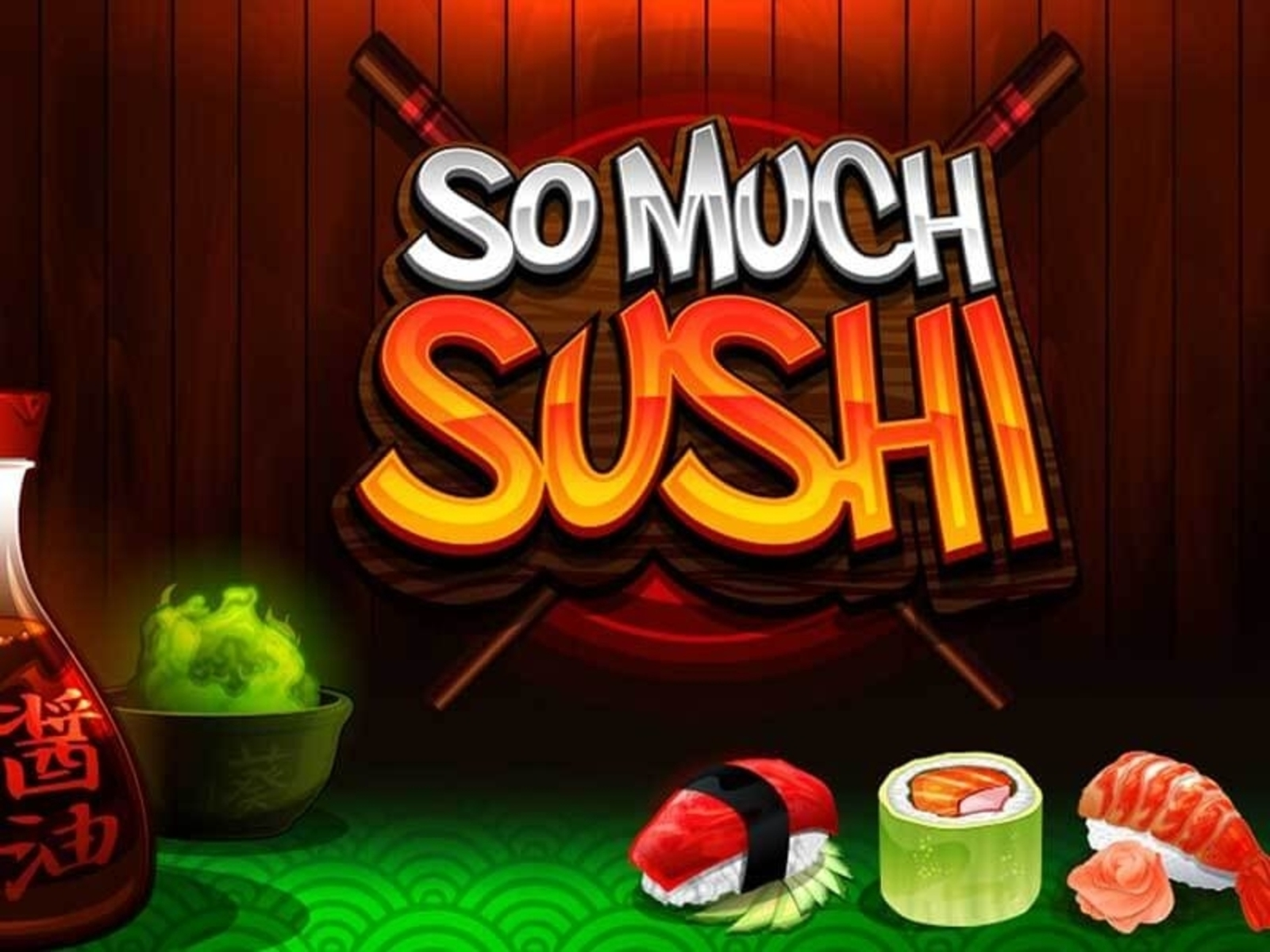 Se So Much Sushi Online Slot Demo Game, Microgaming
