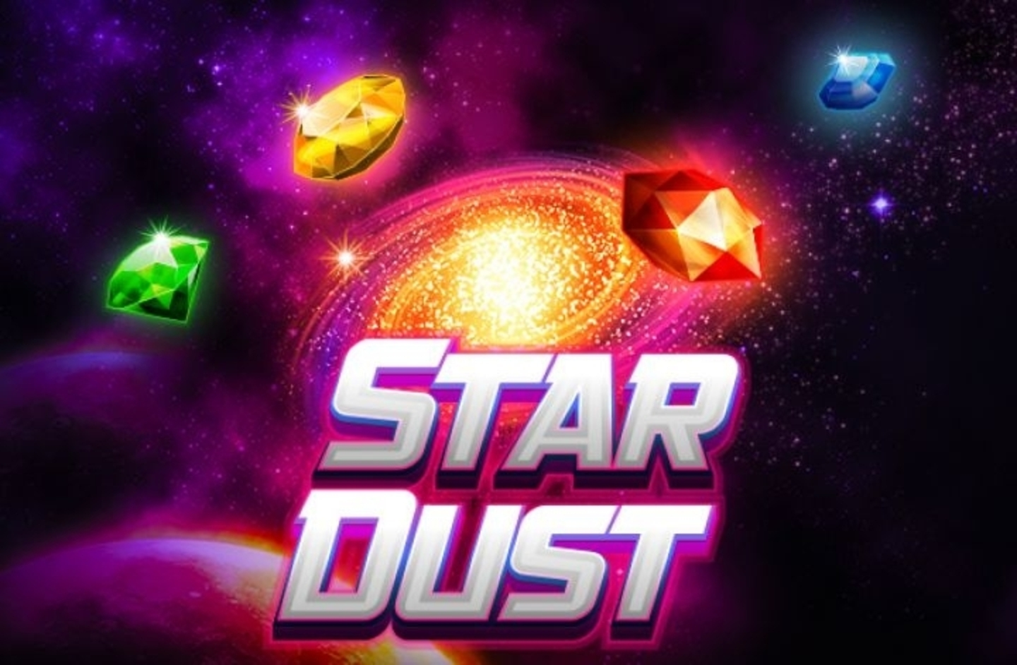 Se Star Dust (Microgaming) Online Slot Demo Game, Microgaming