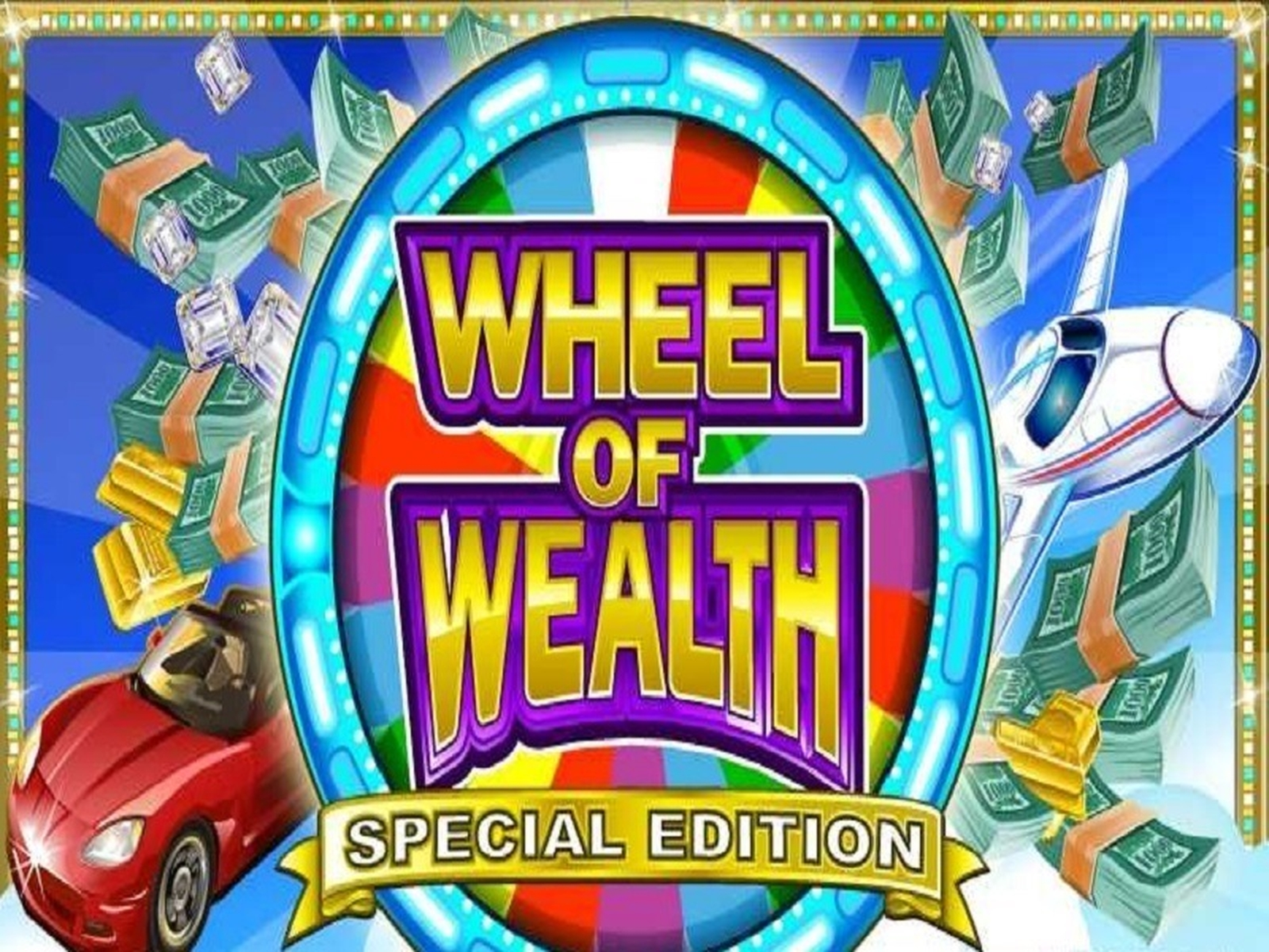 Kelat Wheel of Wealth Special Edition hedelmäpelissä Microgaming