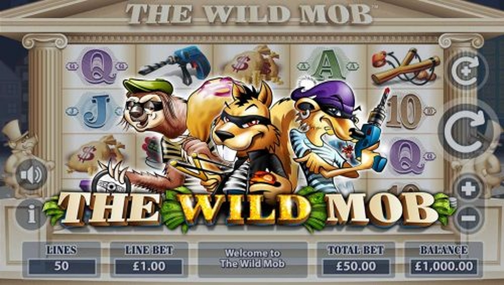 Se The Wild Mob Online Slot Demo Game, Mutuel Play