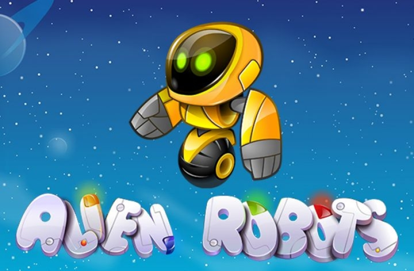 Se Alien Robots Online Slot Demo Game, NetEnt