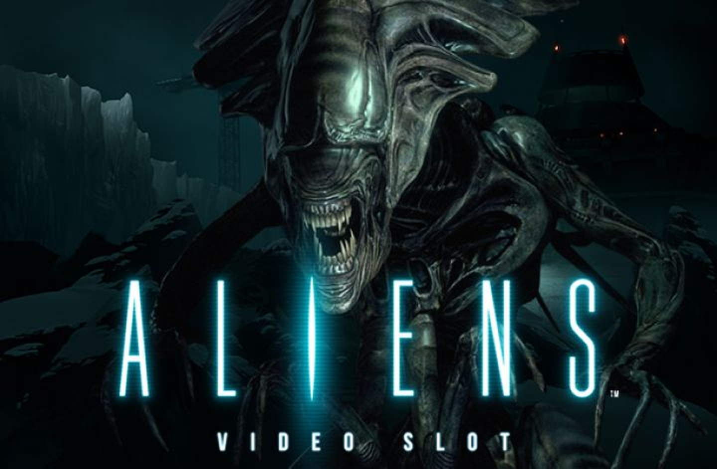 Se Aliens Online Slot Demo Game, NetEnt