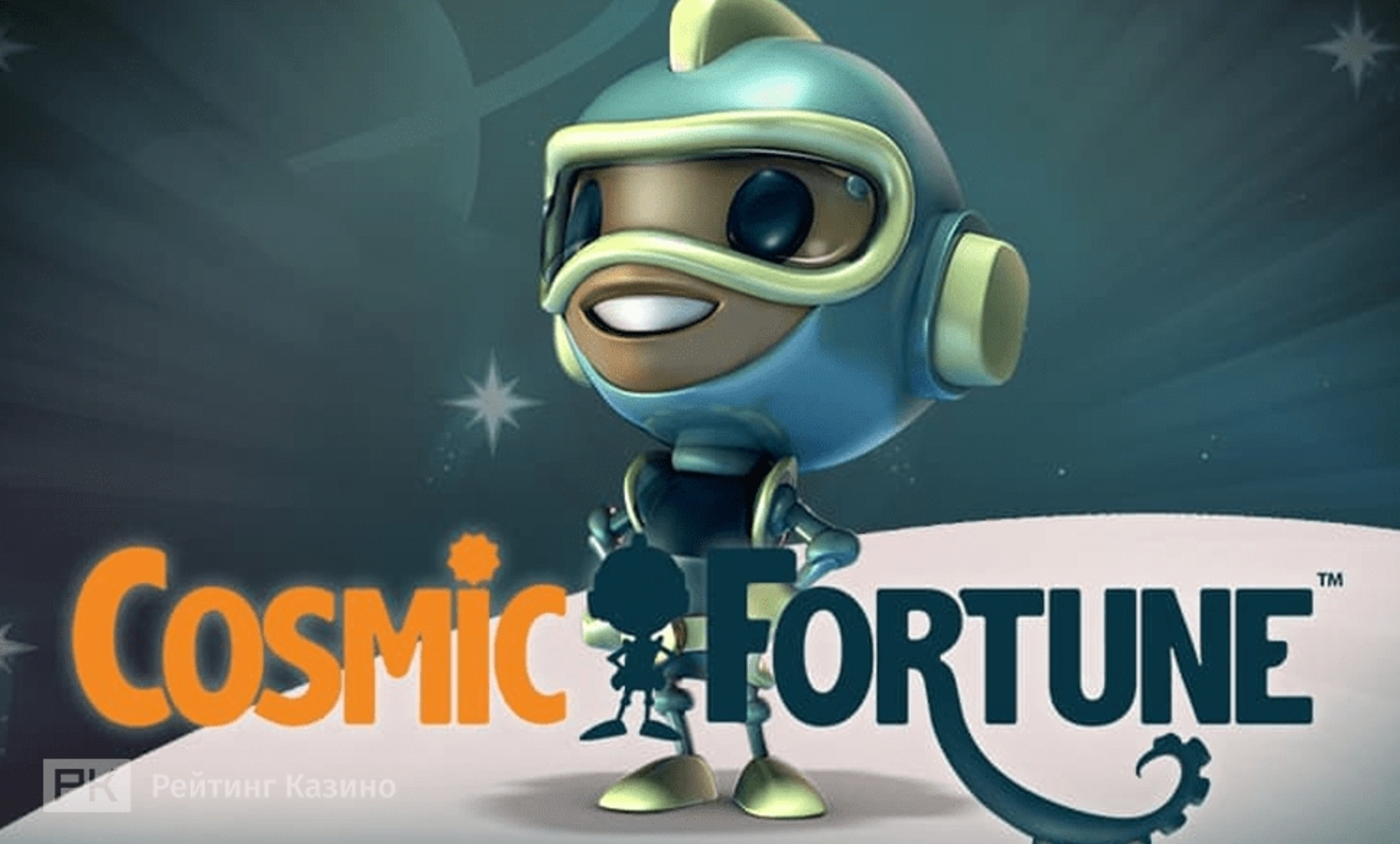 Se Cosmic Fortune Online Slot Demo Game, NetEnt