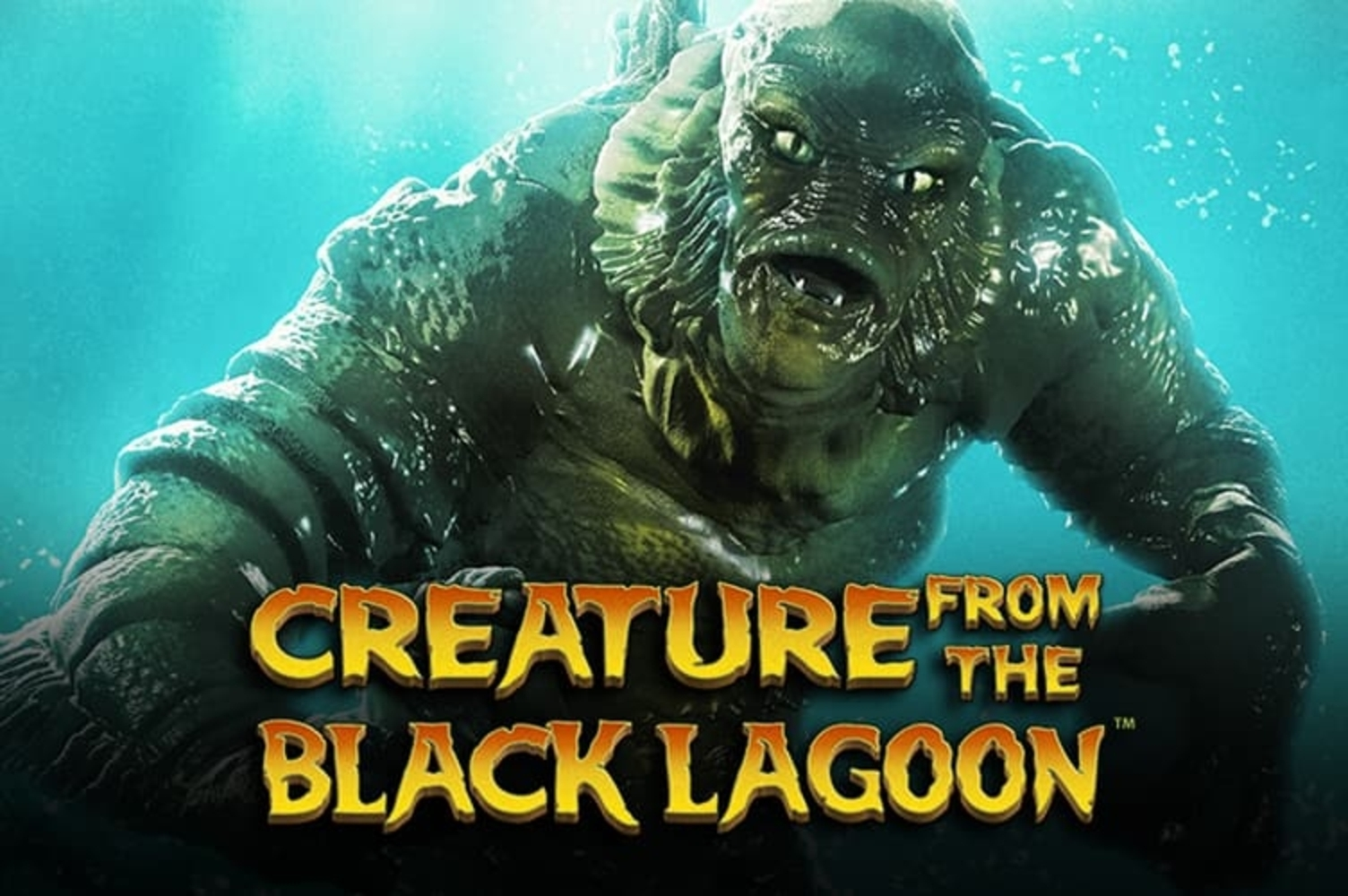 Se Creature from the Black Lagoon Online Slot Demo Game, NetEnt