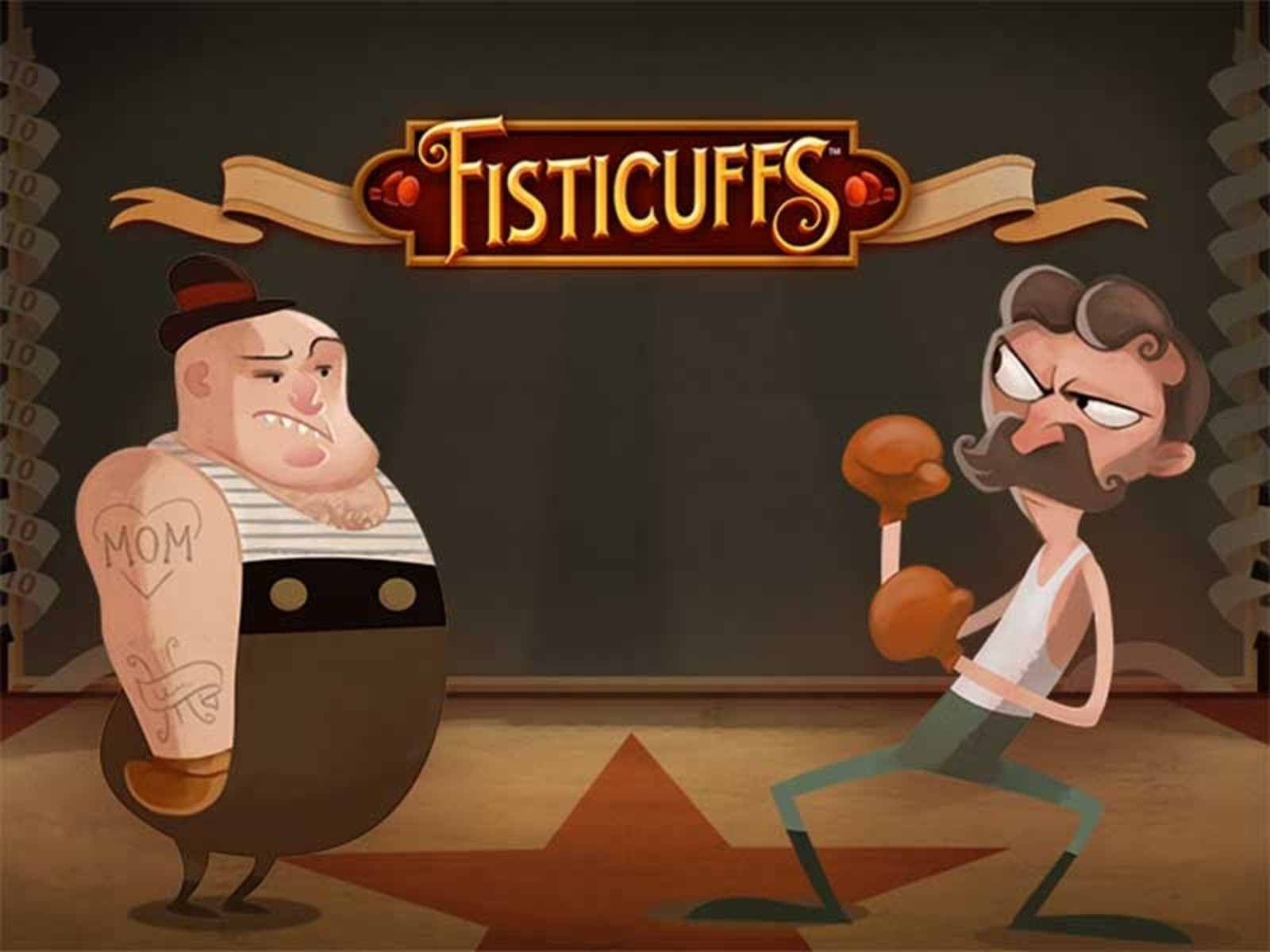 Se Fisticuffs Online Slot Demo Game, NetEnt