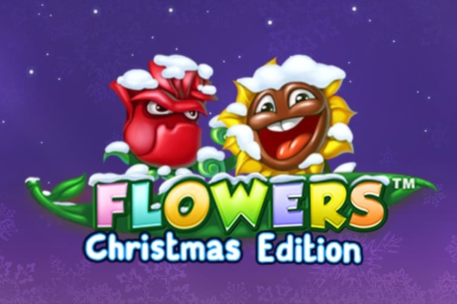 Se Flowers Christmas Edition Online Slot Demo Game, NetEnt