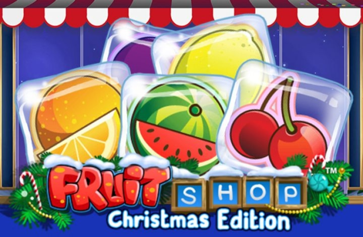 Se Fruit Shop Christmas Edition Online Slot Demo Game, NetEnt