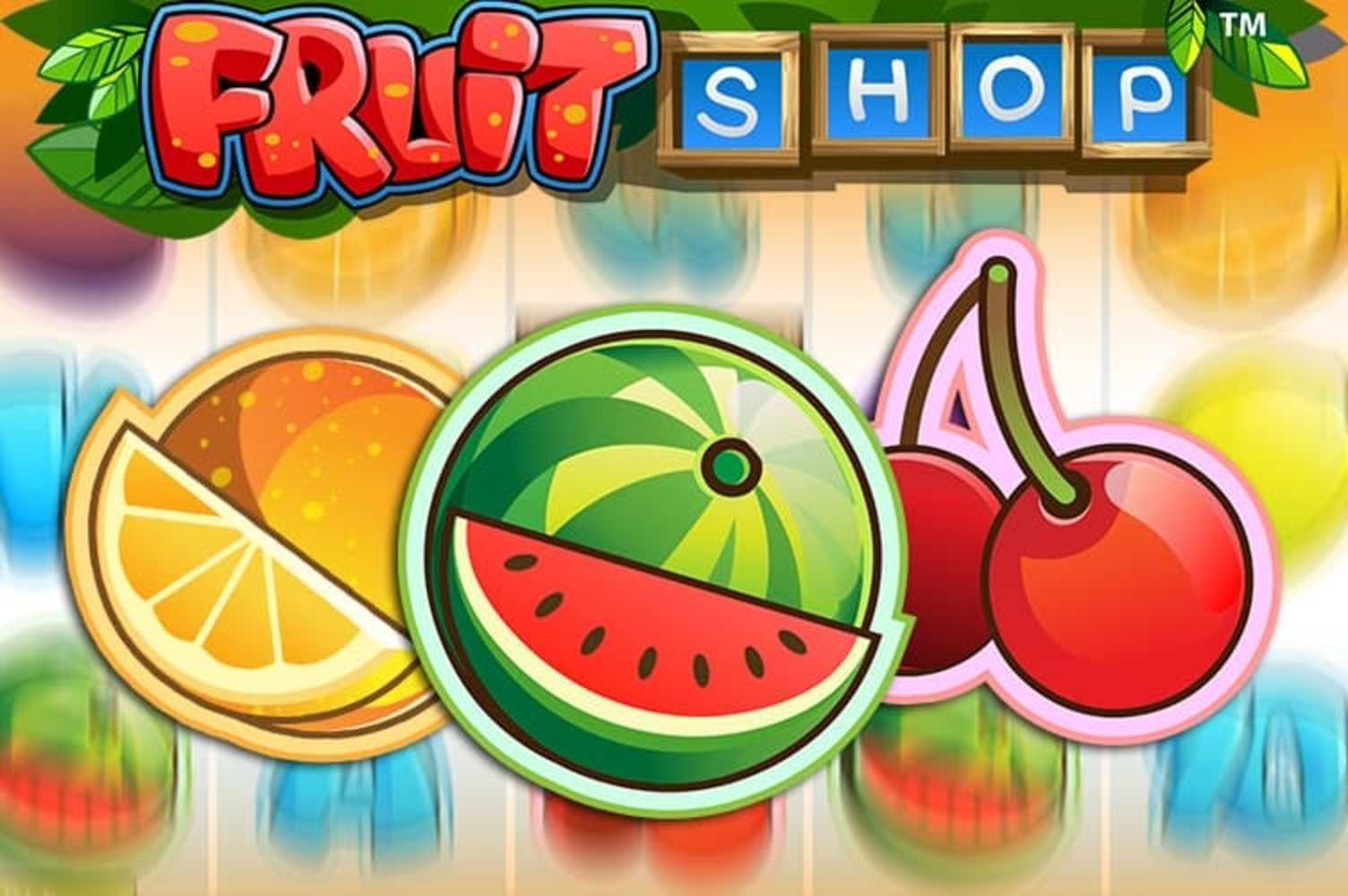 Se Fruit Shop (NetEnt) Online Slot Demo Game, NetEnt