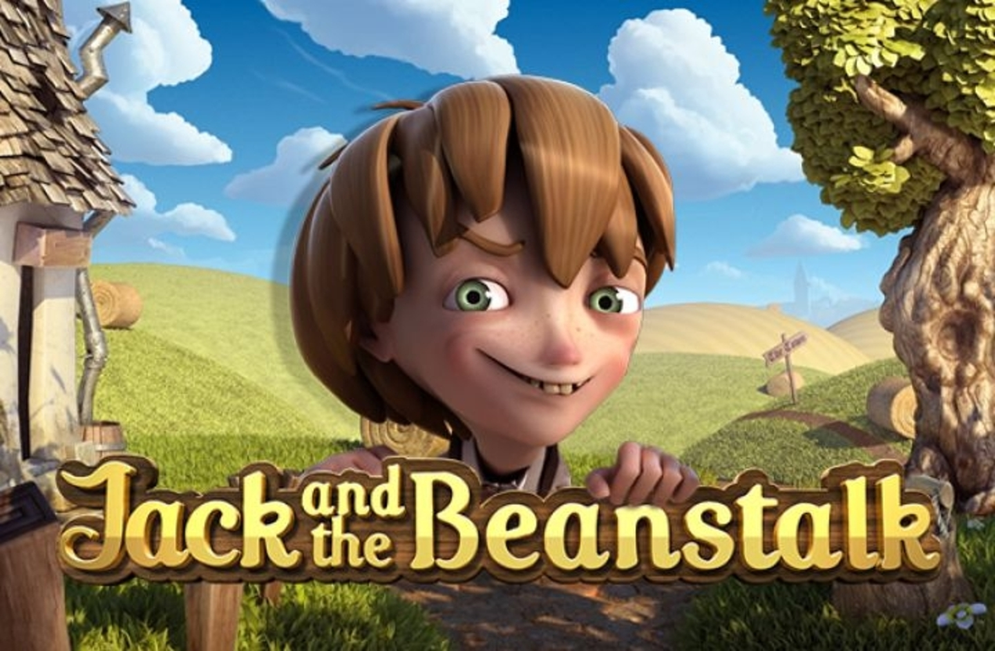 Se Jack and the Beanstalk Online Slot Demo Game, NetEnt