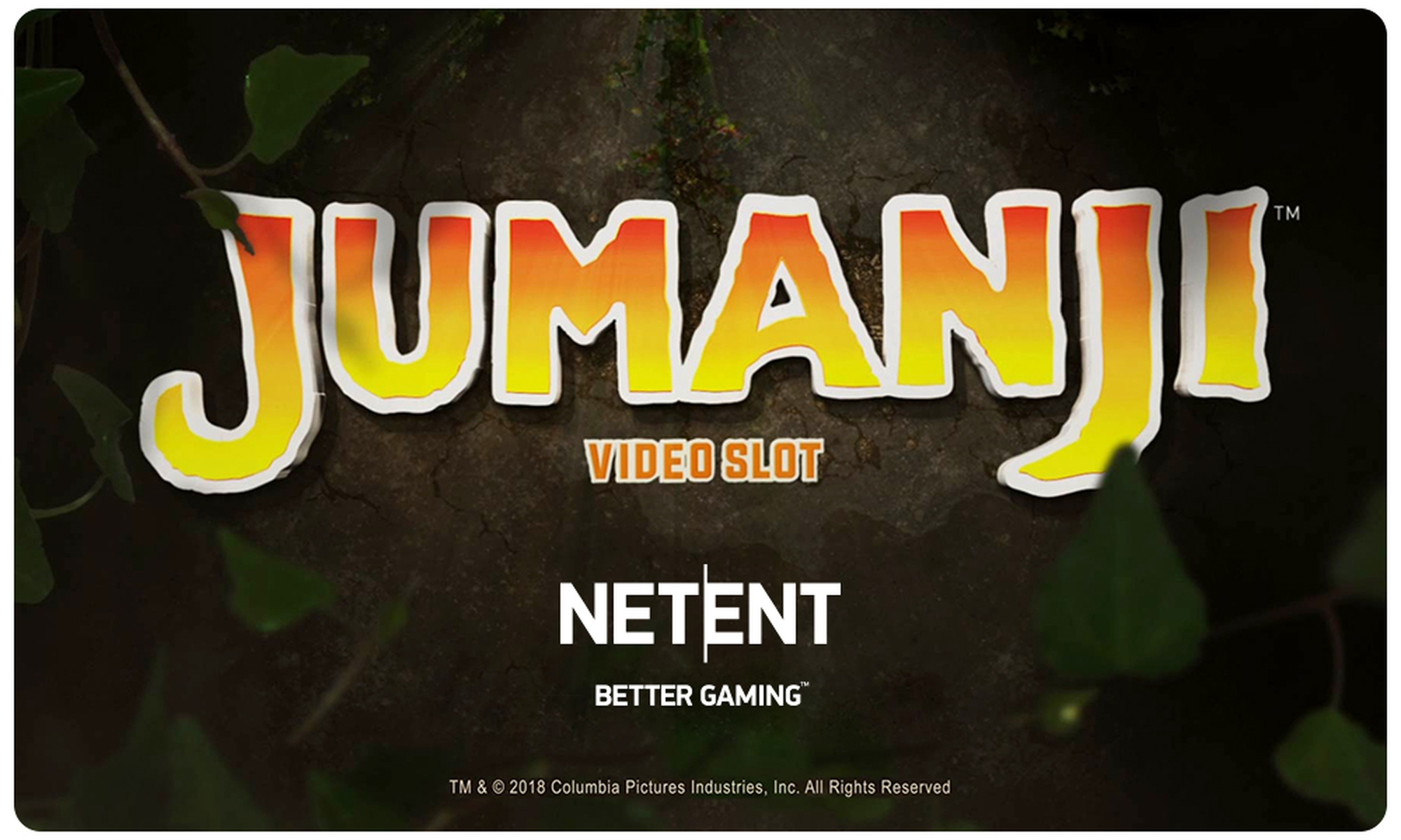 Se Jumanji Online Slot Demo Game, NetEnt
