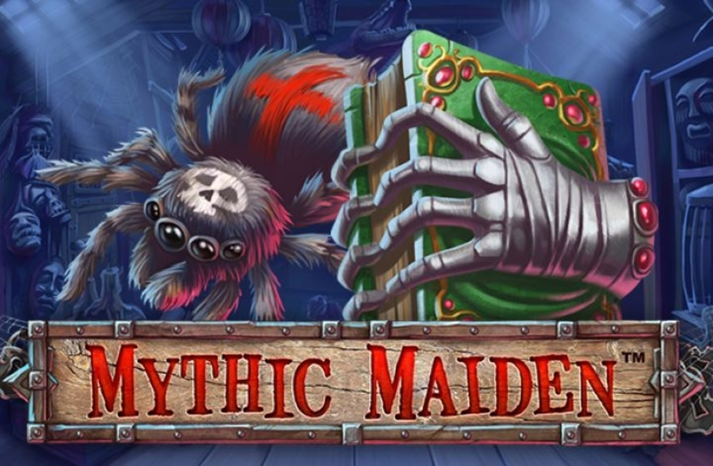 Se Mythic Maiden Online Slot Demo Game, NetEnt