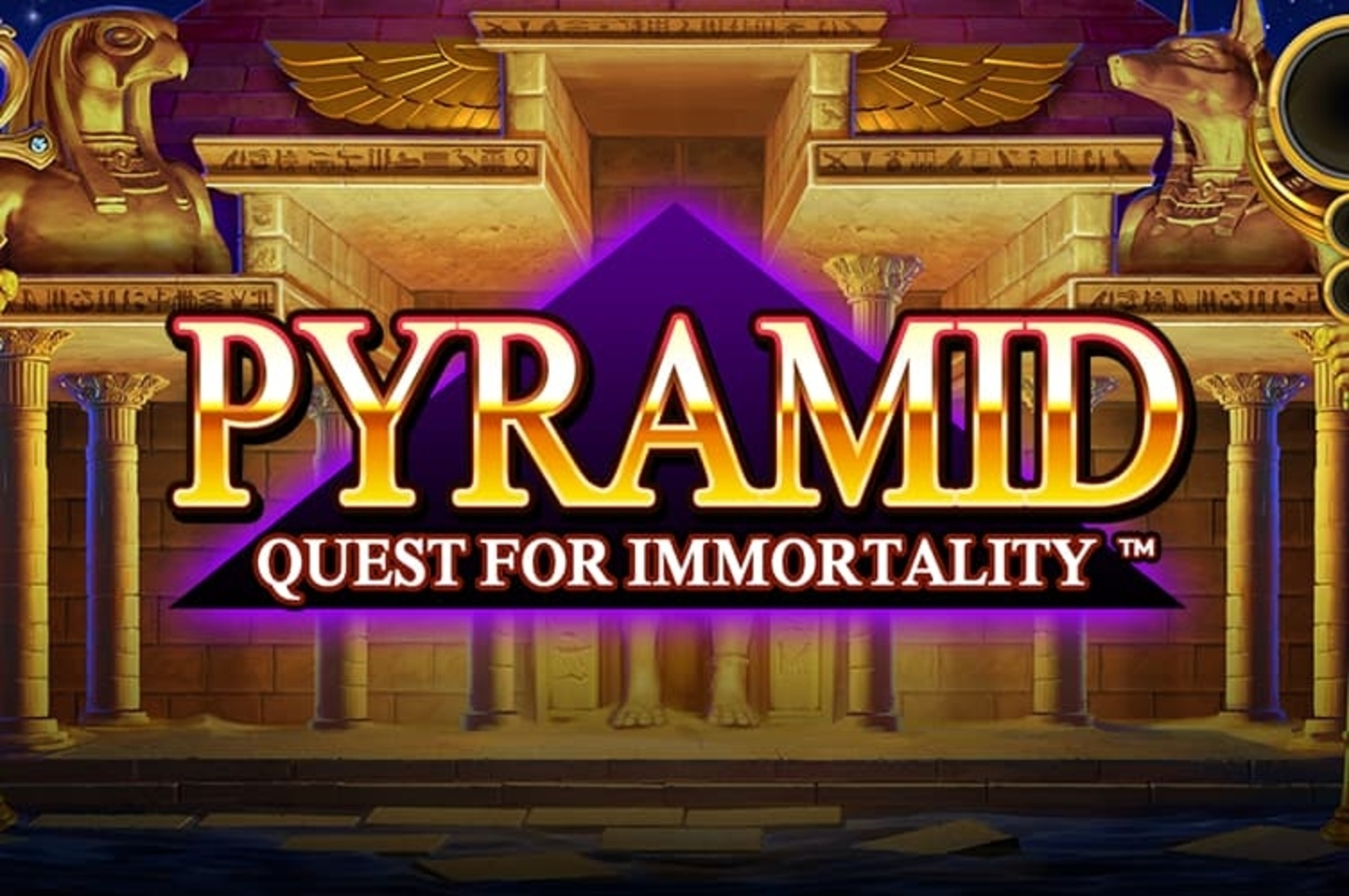 Se Pyramid: Quest for Immortality Online Slot Demo Game, NetEnt