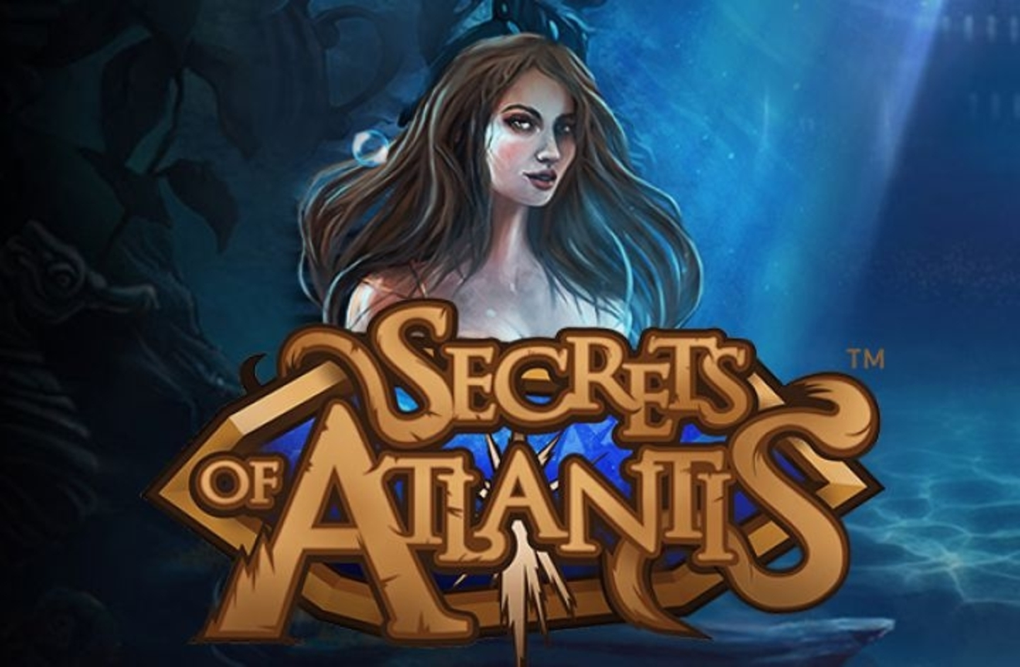 Se Secrets of Atlantis Online Slot Demo Game, NetEnt