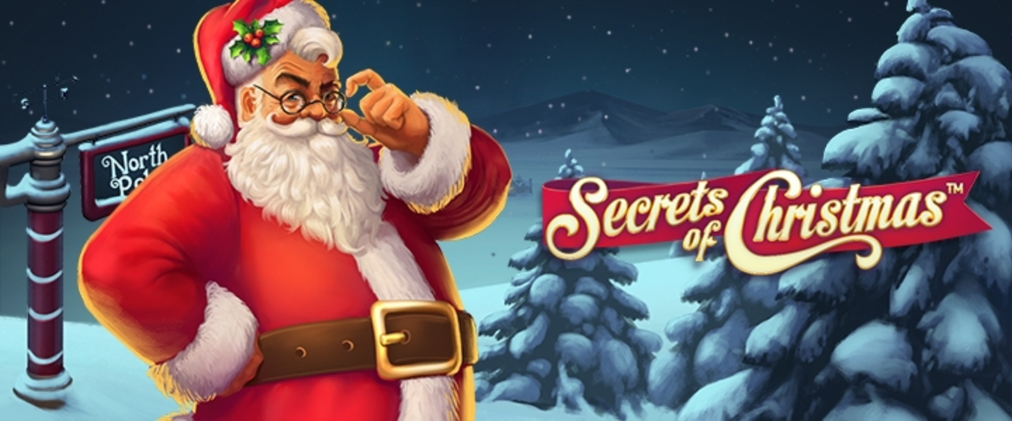 Se Secrets of Christmas Online Slot Demo Game, NetEnt