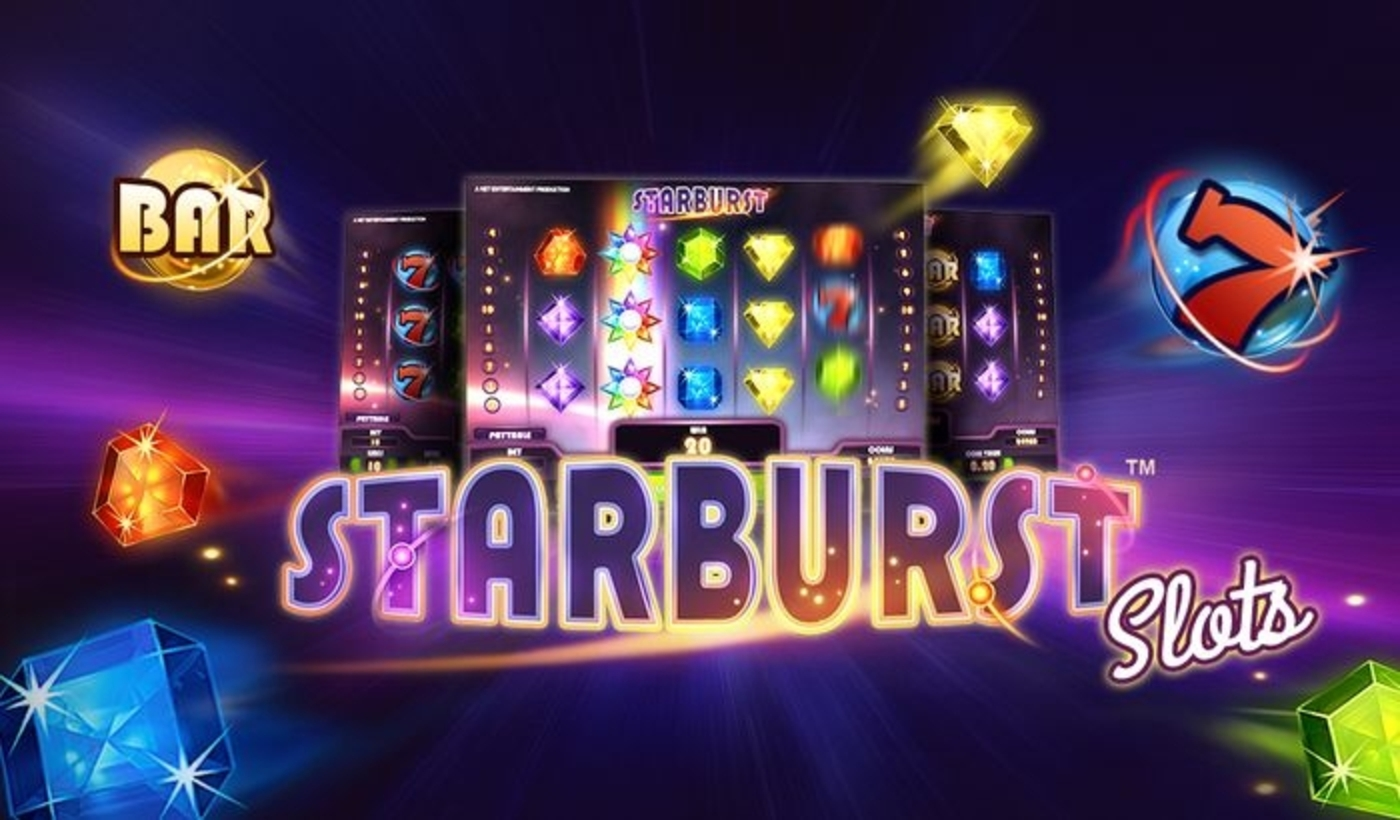 Se Starburst Online Slot Demo Game, NetEnt