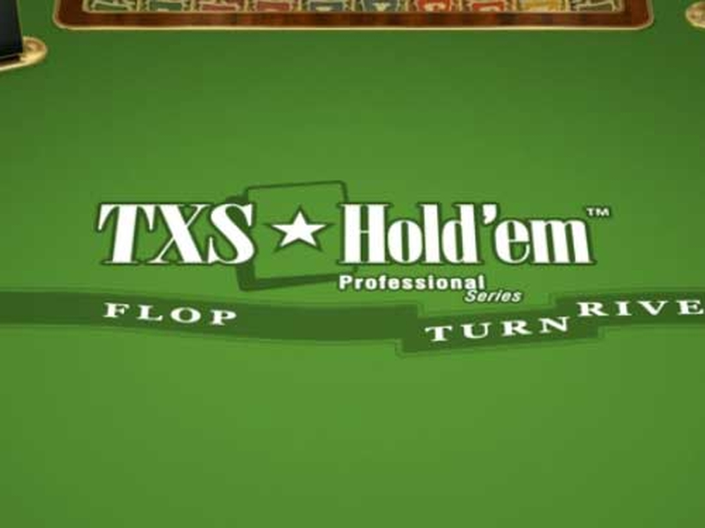 Se Texas Holdem Professional Series High Limit Online Slot Demo Game, NetEnt