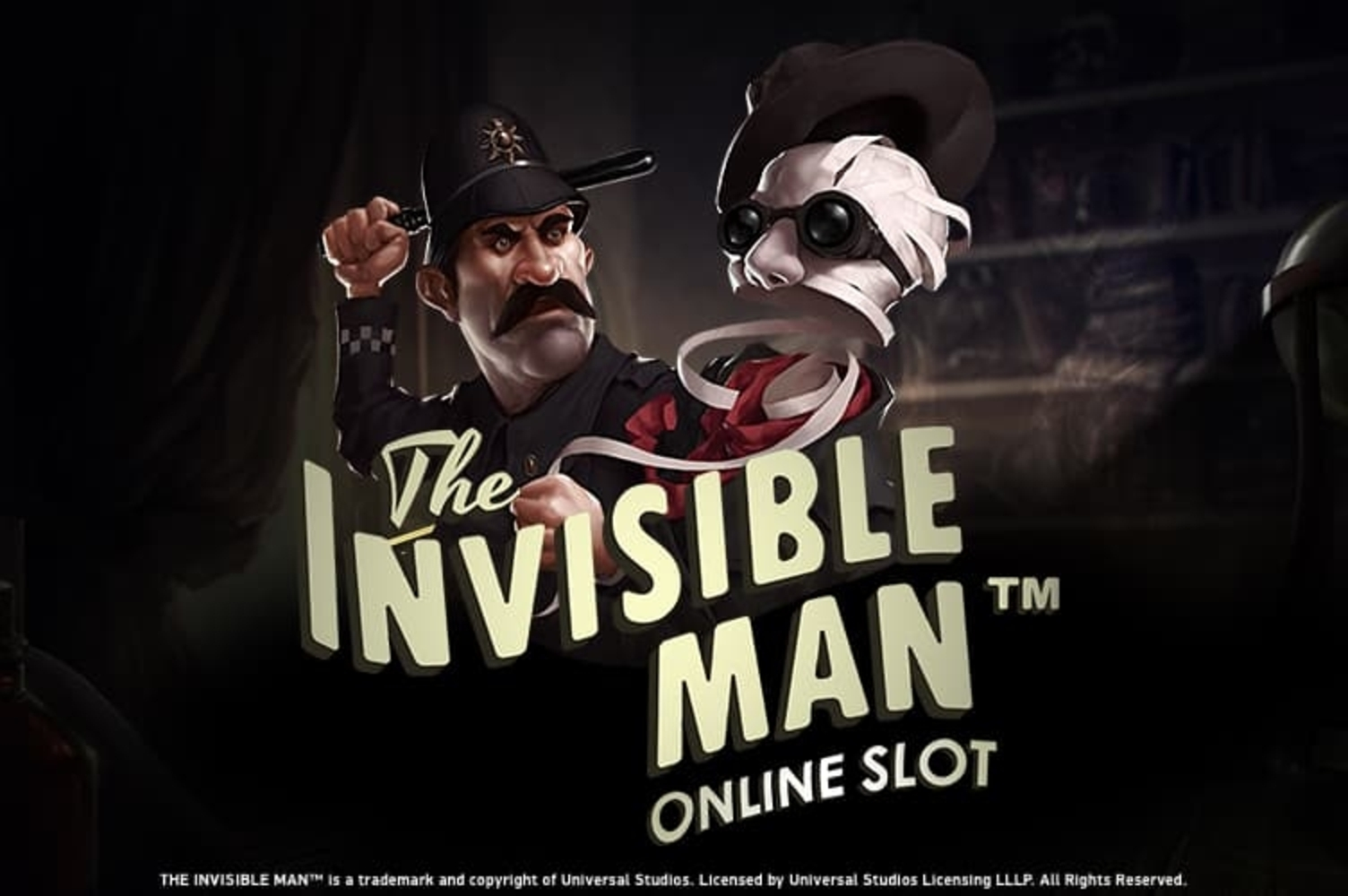 Se The Invisible Man Online Slot Demo Game, NetEnt