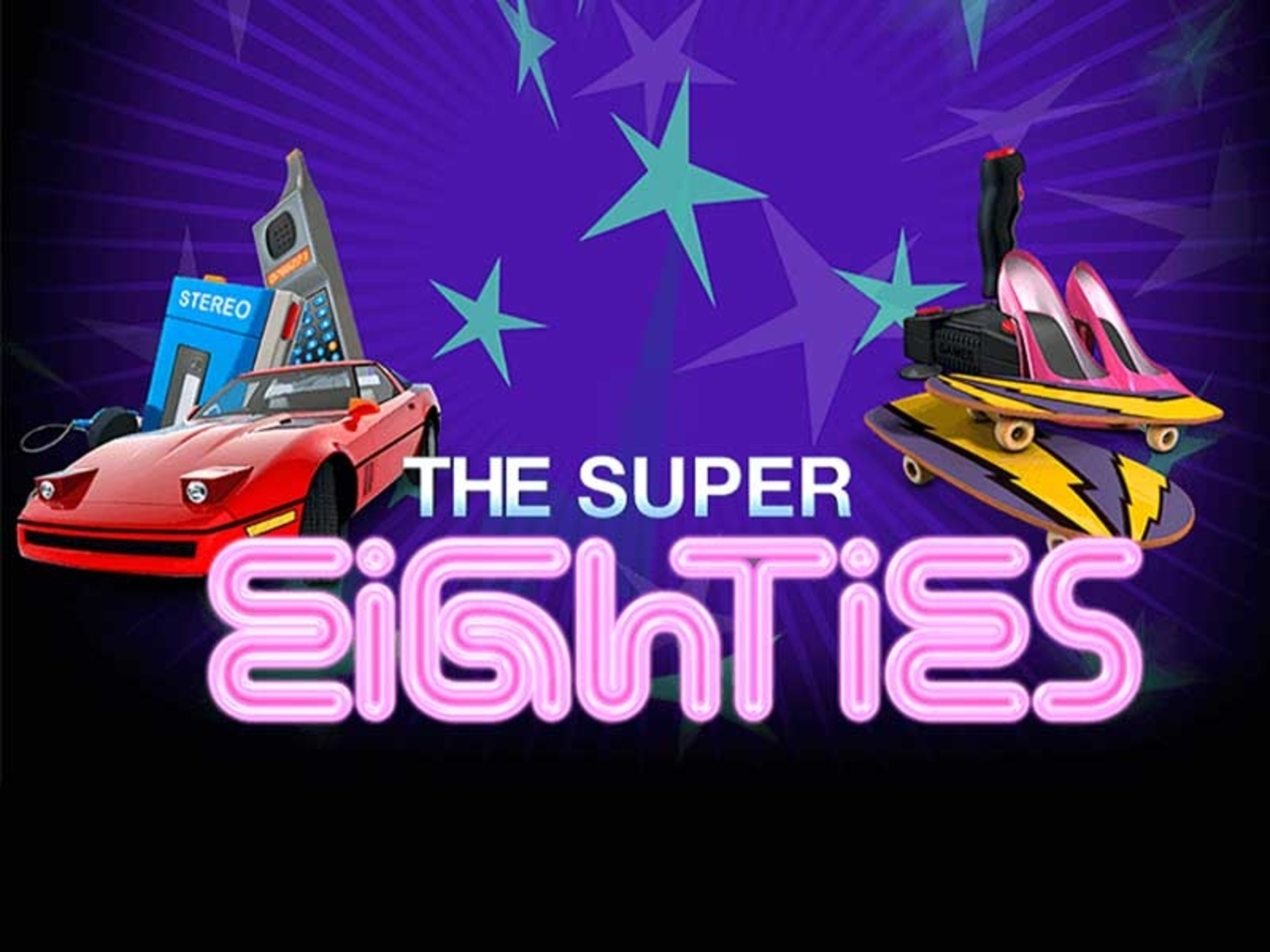 Se The Super Eighties Online Slot Demo Game, NetEnt