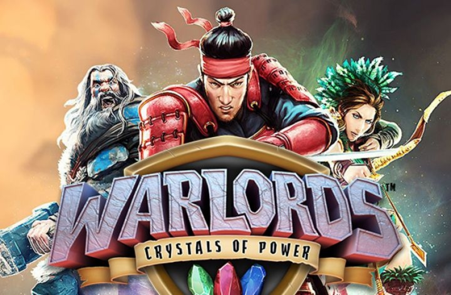 Se Warlords: Crystals of Power Online Slot Demo Game, NetEnt