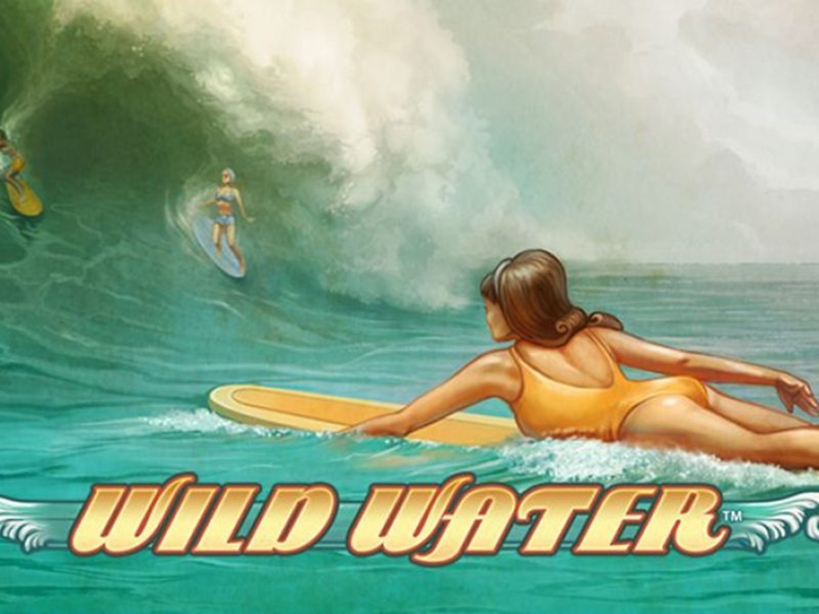 Se Wild Water Online Slot Demo Game, NetEnt