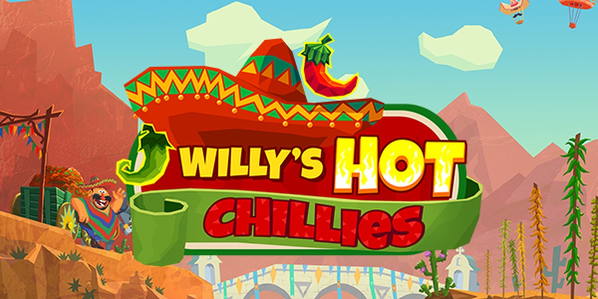 Se Willys Hot Chillies Online Slot Demo Game, NetEnt