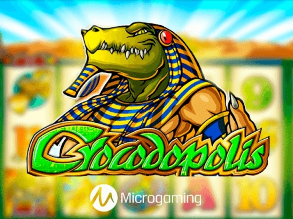 Se Crocodopolis Online Slot Demo Game, NextGen