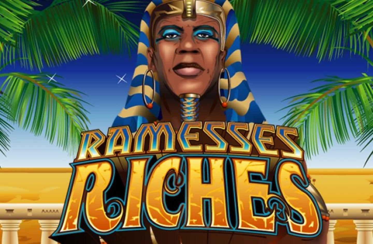 Se Ramesses Riches Online Slot Demo Game, NextGen