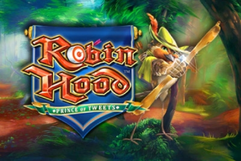 Se Robin Hood - The Prince of Tweets Online Slot Demo Game, NextGen