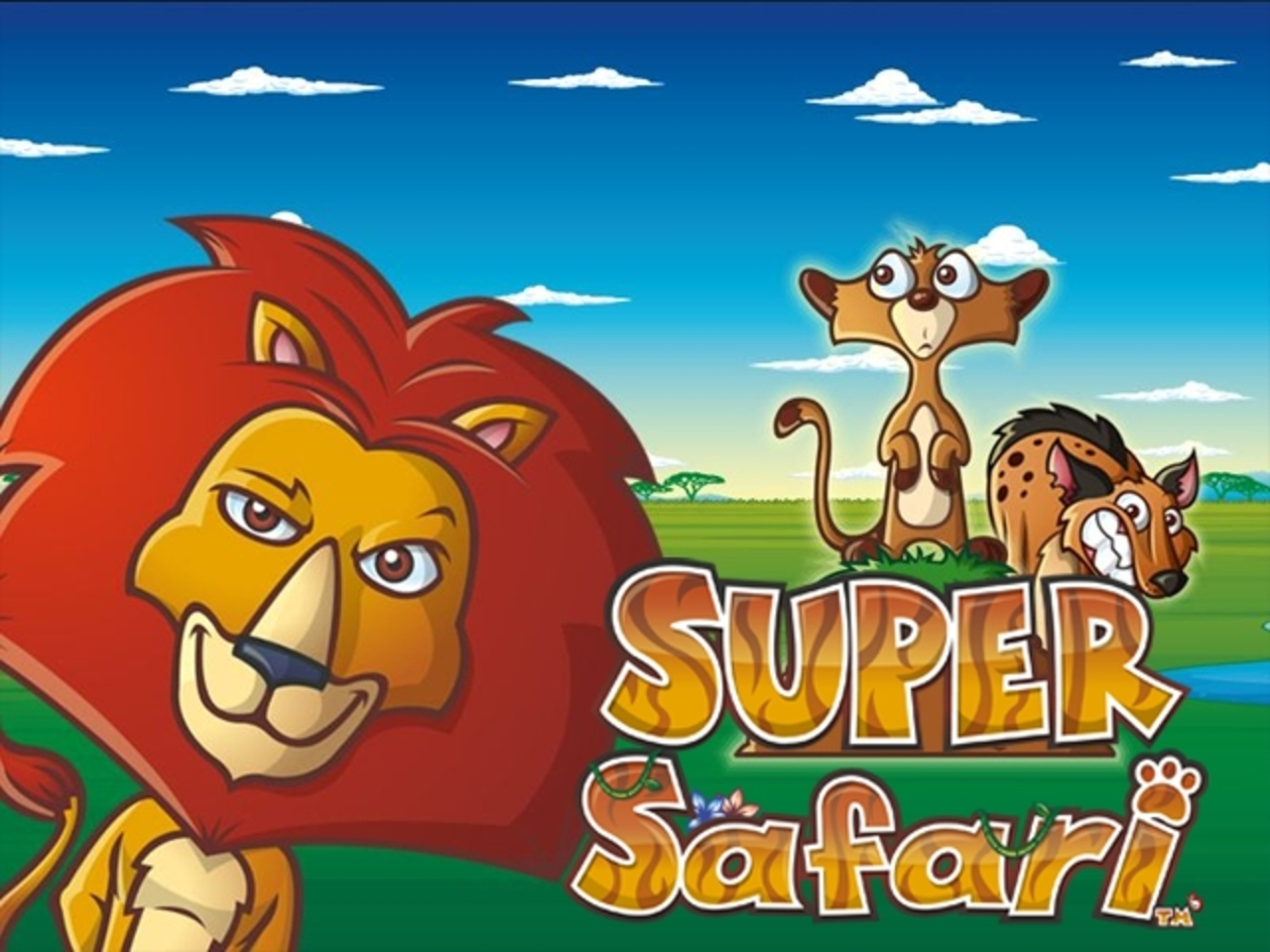 Se Super Safari Online Slot Demo Game, NextGen